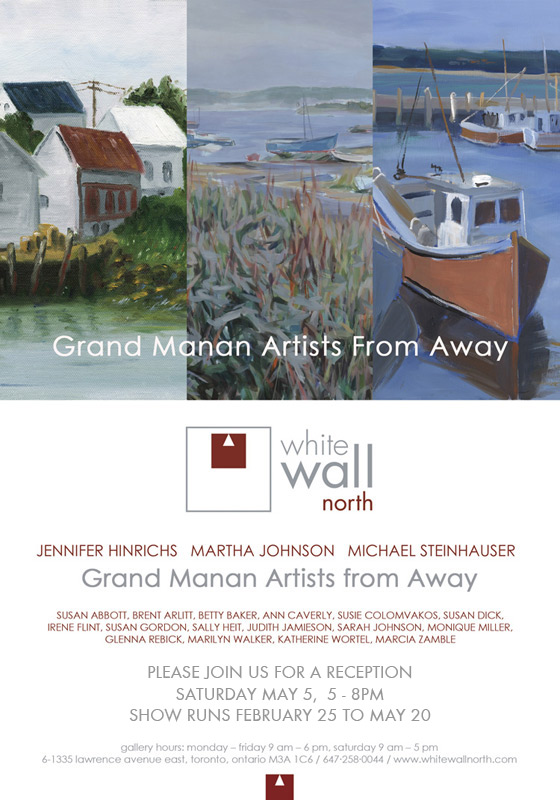 Grand Manan Artists From Away